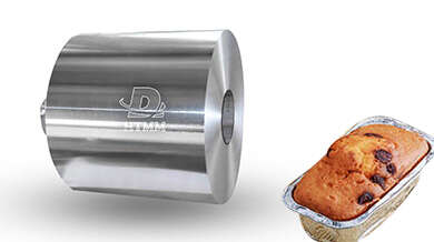 Food Container Aluminium Foil
